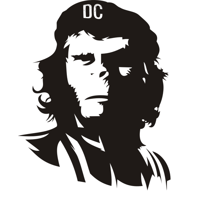 OFFICIAL DC CHECHIMP LOGO